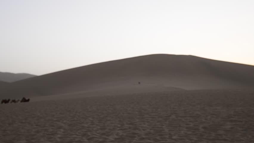 The Dunhuang desert