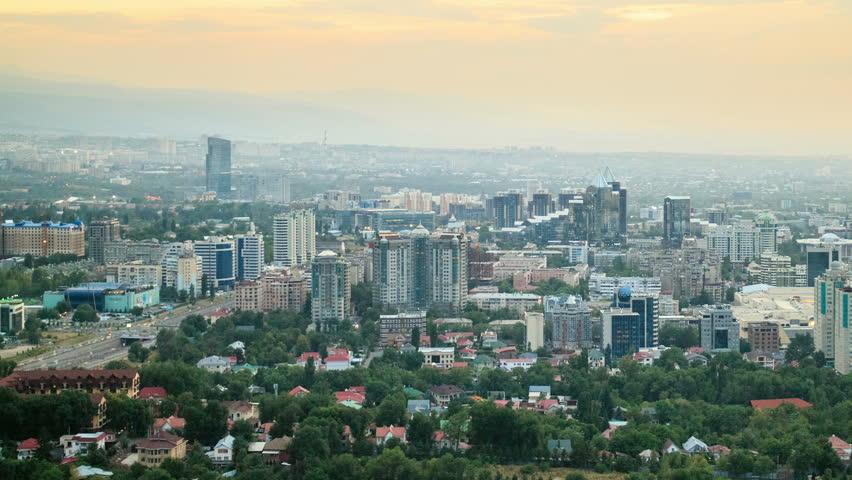 Header of Almaty