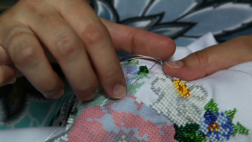 Beads Crafts Sewing