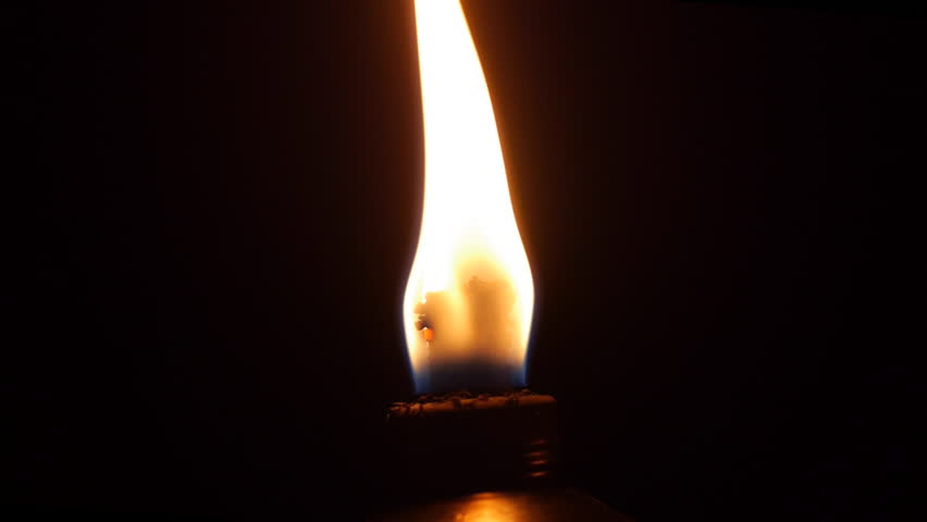 Header of aflame