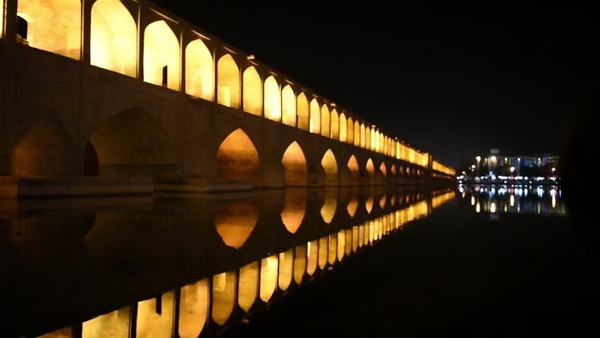 Header of Isfahan