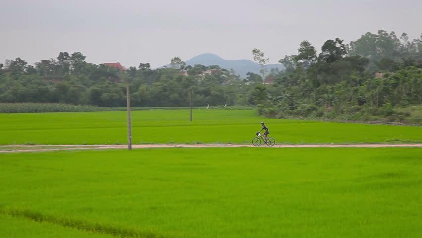 Cycling in Phong Nha Ke Bang