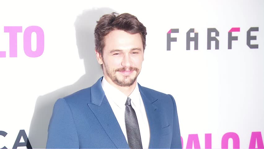 Los Angeles, CA - May 05,2014: James Franco at Palo Alto Premiere, DGA Theatre