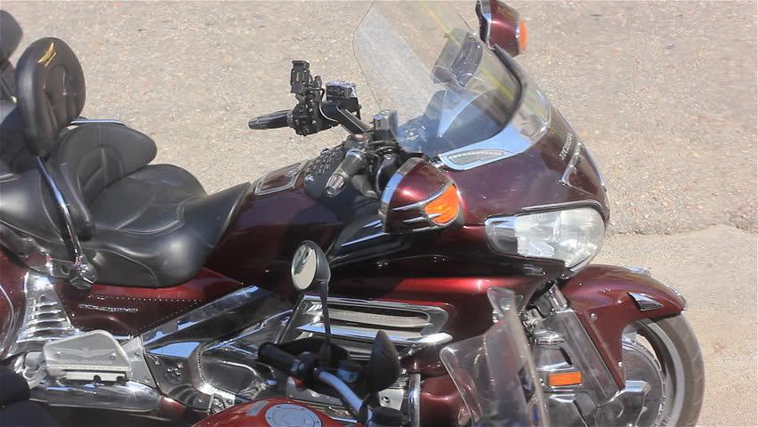 Kiev ukraine august 24 2014 honda motorcycle on the for Honda motor company stock