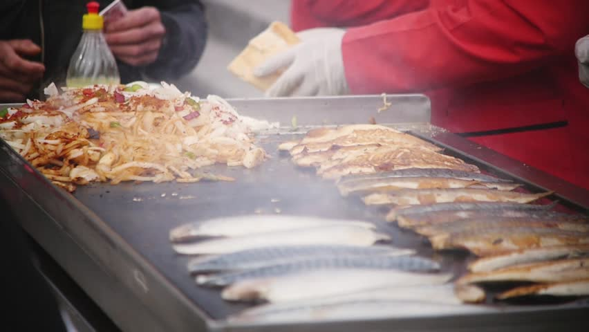 how to cook mackerel fillets grill