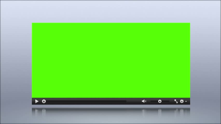 A generic video player which you can insert your own video content into